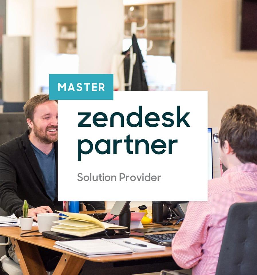 Crea la mejor experiencia para tus clientes con Zendesk